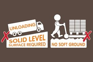 solid level surface required